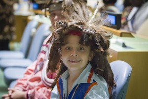 """Permanent Forum on Indigenous Issues (UNPFII15) Theme """"Indigenous peoples: Conflict, Peace and Resolution"""""""